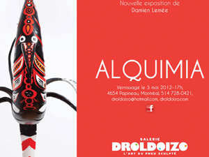 Vernissage Expo Alquimina